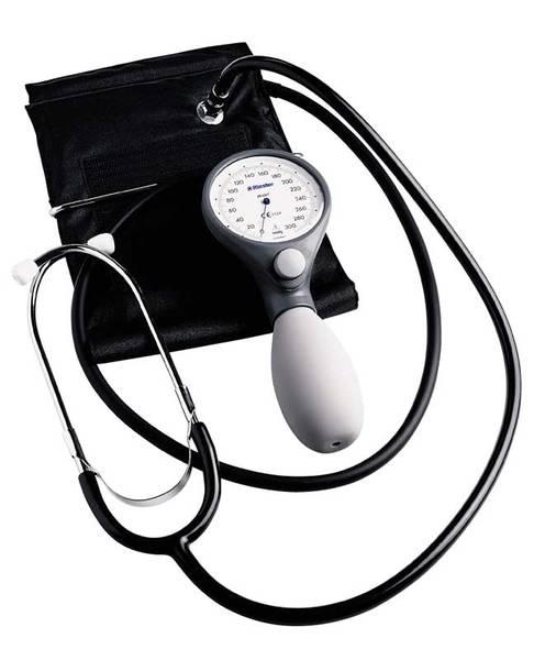 Ciśnieniomierz zegarowy do samodzielnego pomiaru ri-san+